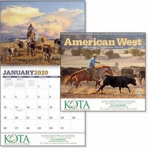 Triumph® American West by Tim Cox Appointment Calendar