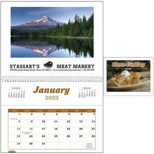 Triumph® Home Cooking Guide Pocket Calendar